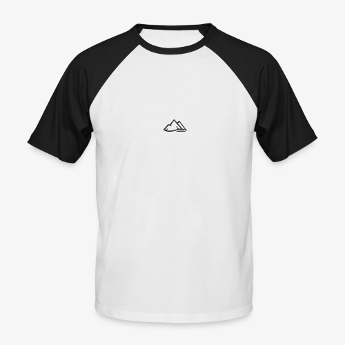 Moutain View - T-shirt baseball manches courtes Homme