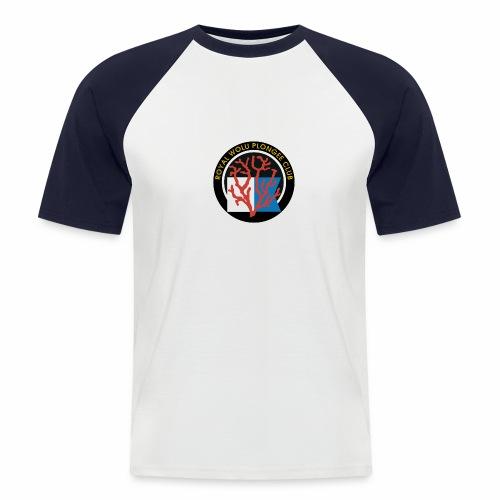Royal Wolu Plongée Club - T-shirt baseball manches courtes Homme