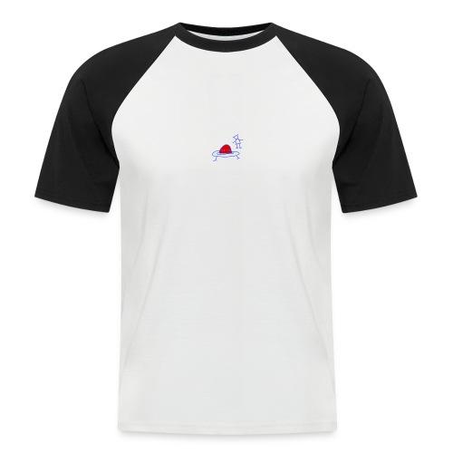 Project 3 - Camiseta béisbol manga corta hombre