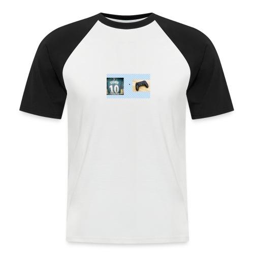 samsung phone case - Men's Baseball T-Shirt