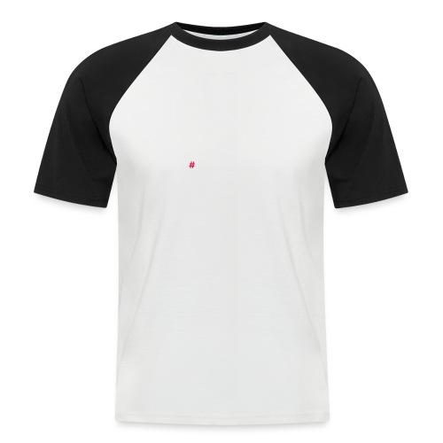 €$£¥ Conversioator - Männer Baseball-T-Shirt
