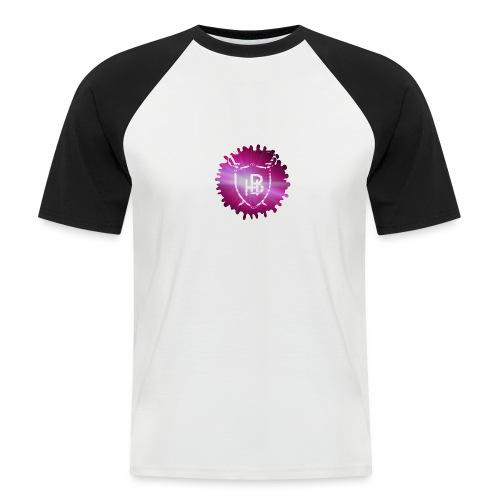 Hustler Brand - T-shirt baseball manches courtes Homme