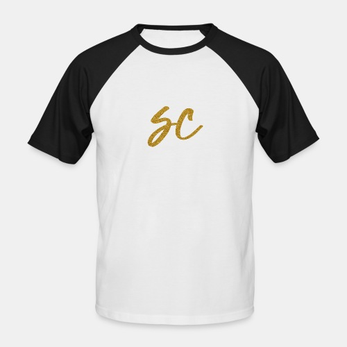 GOLD - Men's Baseball T-Shirt