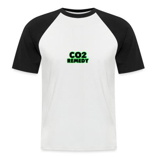 co2 2 png - Men's Baseball T-Shirt