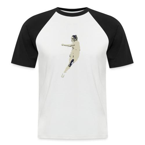 JAIMY VISSER - Mannen baseballshirt korte mouw