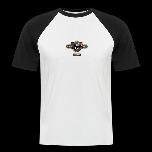 8ball - Männer Baseball-T-Shirt