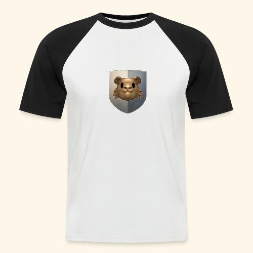 marmottes blason HD - T-shirt baseball manches courtes Homme
