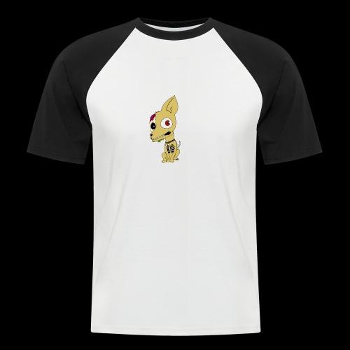 Poppy Kun oficial - Camiseta béisbol manga corta hombre