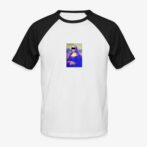Mona Lisa X DNA Tee - Men's Baseball T-Shirt