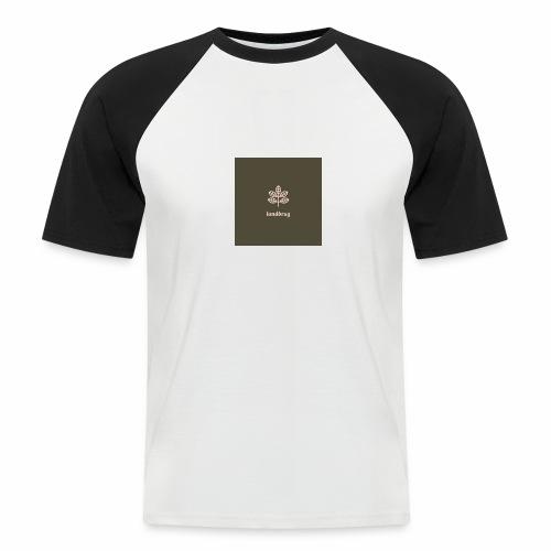 Landbrug - Kortærmet herre-baseballshirt