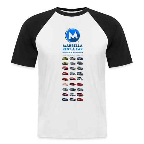 marbellarentacar.es - Men's Baseball T-Shirt
