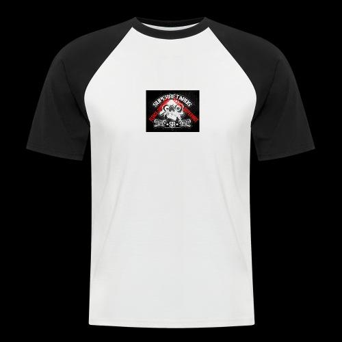 elsace-supermot - T-shirt baseball manches courtes Homme