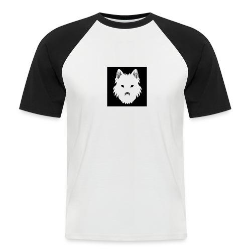 Wolf - Camiseta béisbol manga corta hombre