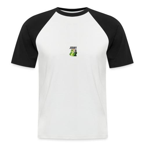 chechepent - T-shirt baseball manches courtes Homme