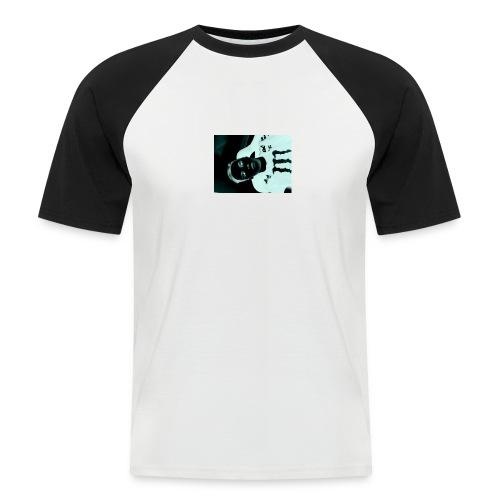 Mikkel sejerup Hansen T-shirt - Kortærmet herre-baseballshirt