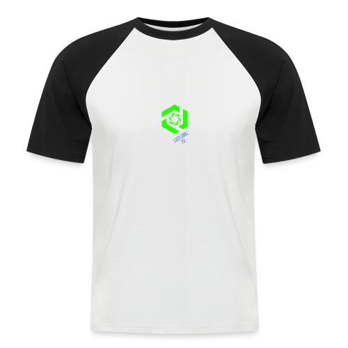LUSTGANG TV - Männer Baseball-T-Shirt