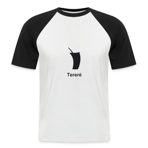 terere paraguayo - Camiseta béisbol manga corta hombre