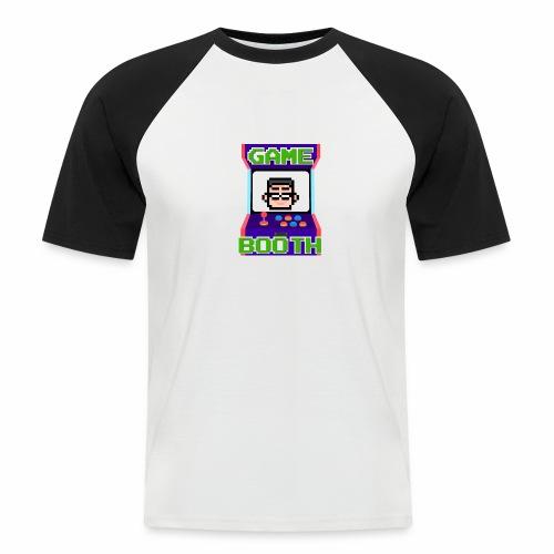 GameBooth Icon Logo - Men's Baseball T-Shirt