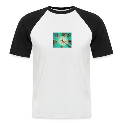palm pinterest jpg - Men's Baseball T-Shirt