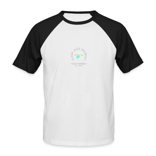 slurp juice - Men's Baseball T-Shirt
