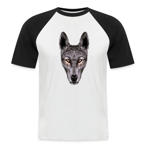 opw merchandise - Mannen baseballshirt korte mouw