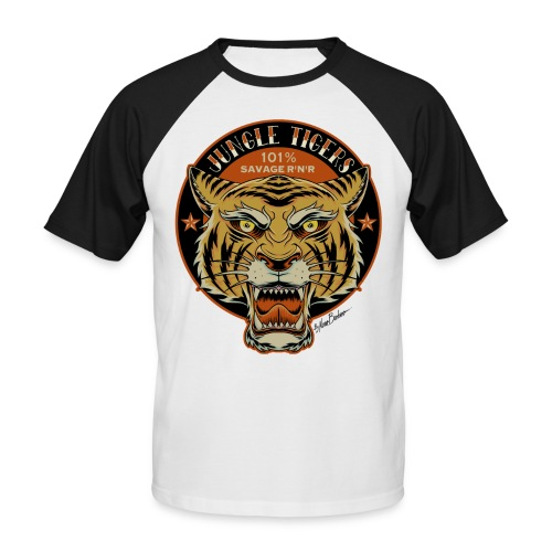 jungletigers2018 - Men's Baseball T-Shirt