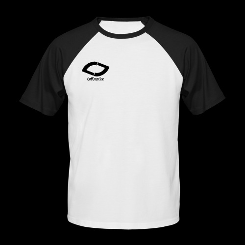 Logo1 png - Männer Baseball-T-Shirt