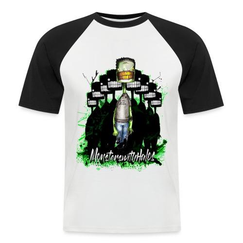 The Dead Have Risen - Men's Baseball T-Shirt