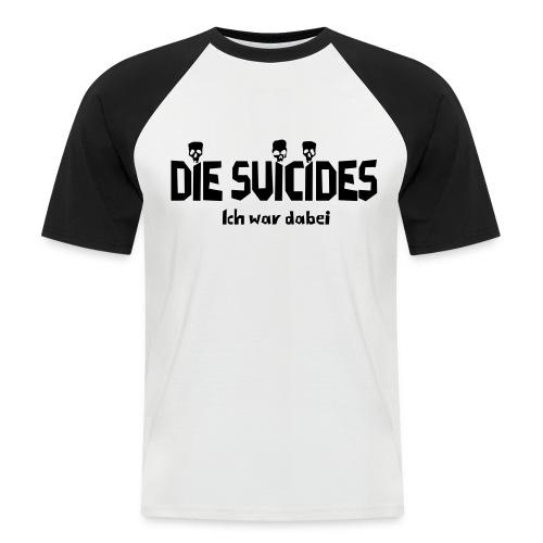 Suicides 2004 - Männer Baseball-T-Shirt