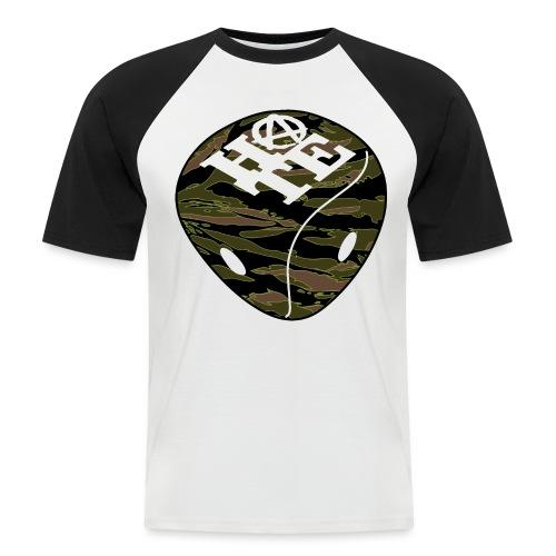 HATE Tiger - Men's Baseball T-Shirt