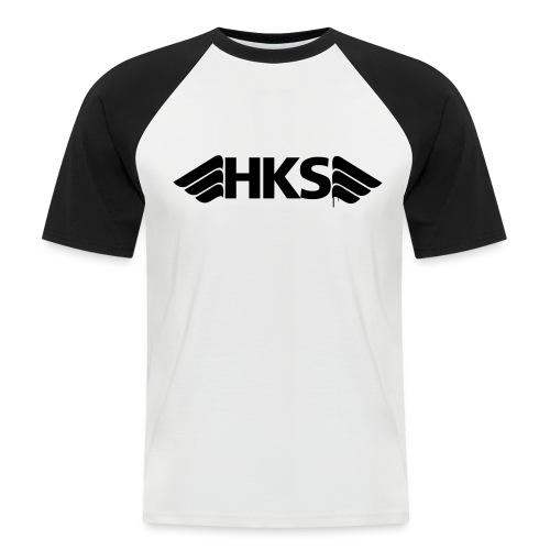 HKS_Tout_Cour - T-shirt baseball manches courtes Homme