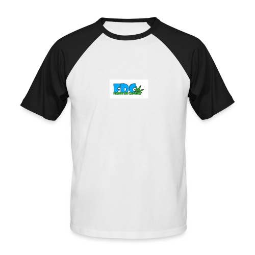Logo_Fabini_camisetas-jpg - Camiseta béisbol manga corta hombre