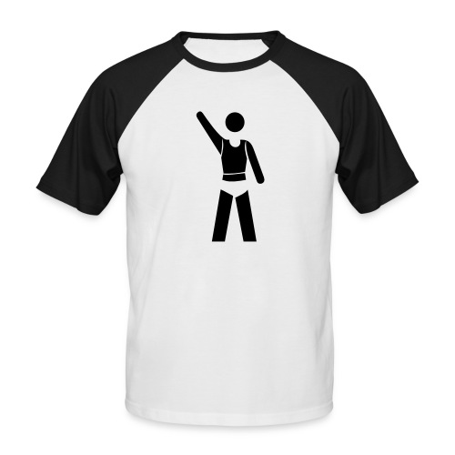 icon - Männer Baseball-T-Shirt