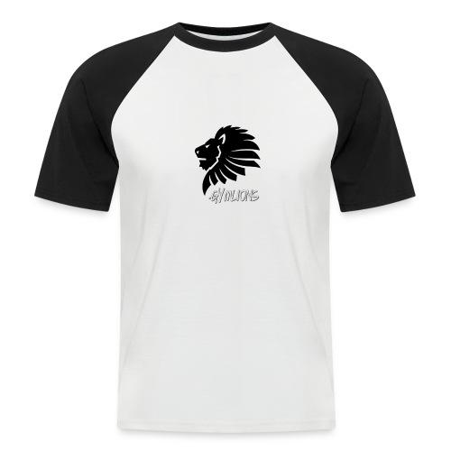 Gymlions T-Shirt - Männer Baseball-T-Shirt