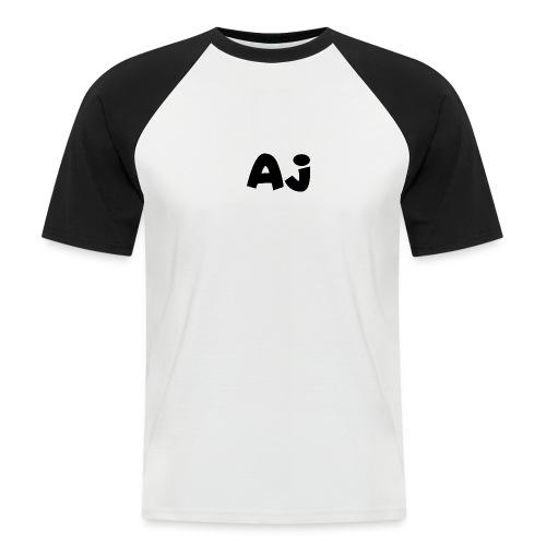Alleen Juultje shirt - Mannen baseballshirt korte mouw