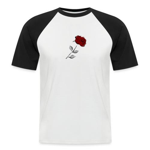 Rose FeKo Oberteile für Frauen und Männer. - Männer Baseball-T-Shirt