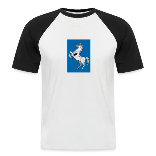 Danse équestre - T-shirt baseball manches courtes Homme