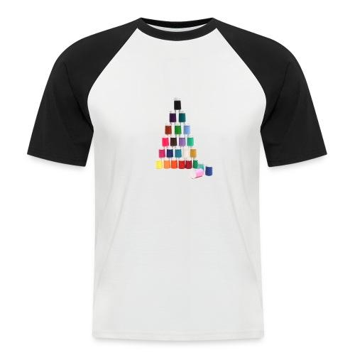 oldhammer nostalgia - Men's Baseball T-Shirt