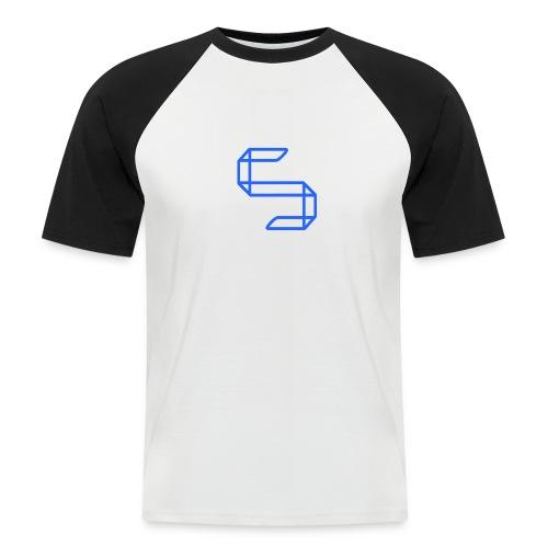 A S A 5 or just A worm? - Mannen baseballshirt korte mouw