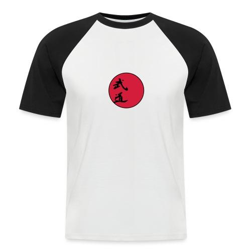 budo - Männer Baseball-T-Shirt