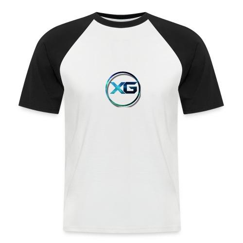 XG T-shirt - Mannen baseballshirt korte mouw