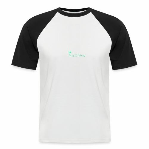 hullo Aircrew Dark - Men's Baseball T-Shirt