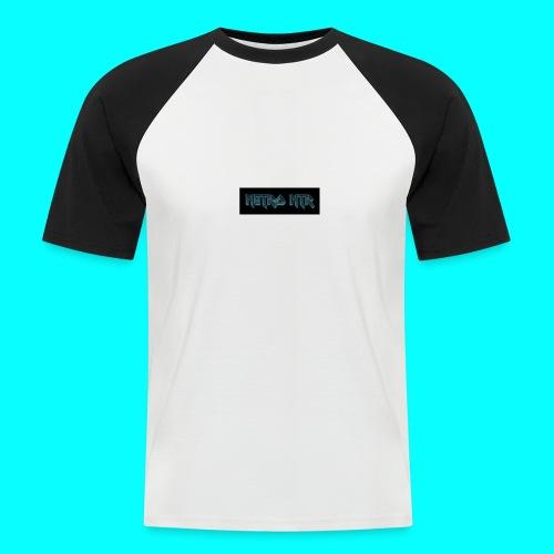 coollogo_com-6222185 - Mannen baseballshirt korte mouw