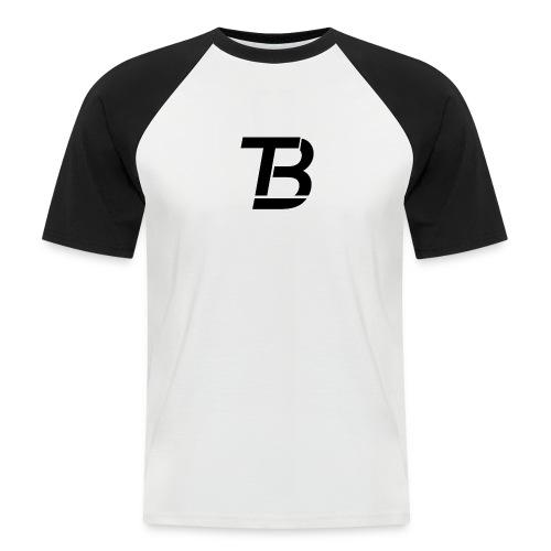 brtblack - Men's Baseball T-Shirt