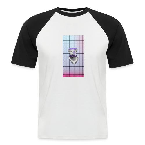 Vapowave13SUPREME - T-shirt baseball manches courtes Homme