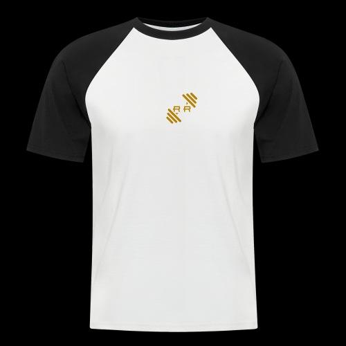 RRGOUD! - Mannen baseballshirt korte mouw