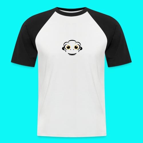 FullSizeRender_-2- - Kortærmet herre-baseballshirt