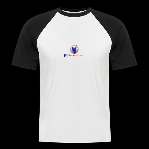 Safe the Animals Kollektion - Men's Baseball T-Shirt