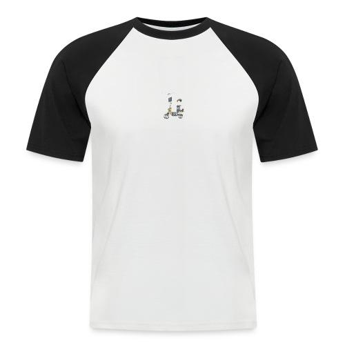 NFS logo - Mannen baseballshirt korte mouw