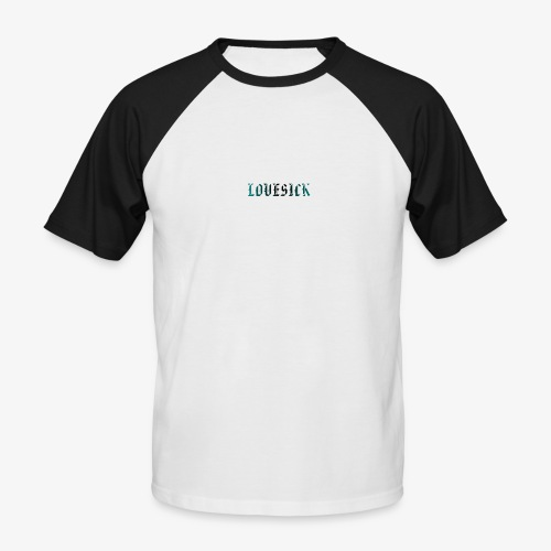 LOVE$ICK - T-shirt baseball manches courtes Homme